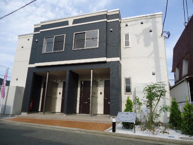 千葉市中央区矢作町新築アパート(仮称)外観写真