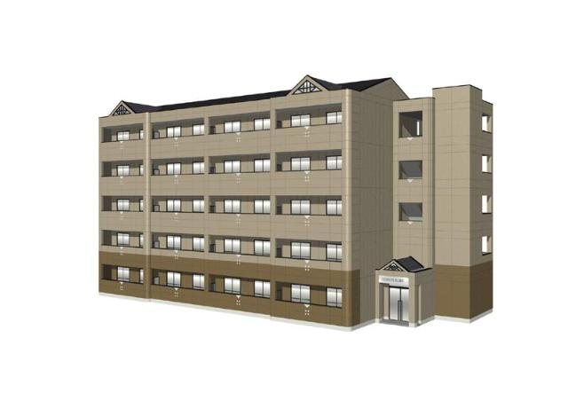仮称)吉祥院車道町新築マンション 303号室の外観