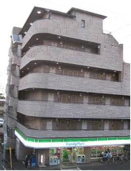 フルール狛江外観写真