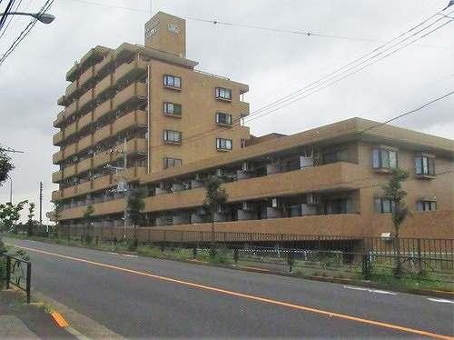 ライオンズマンション小岩第5 216号室の外観
