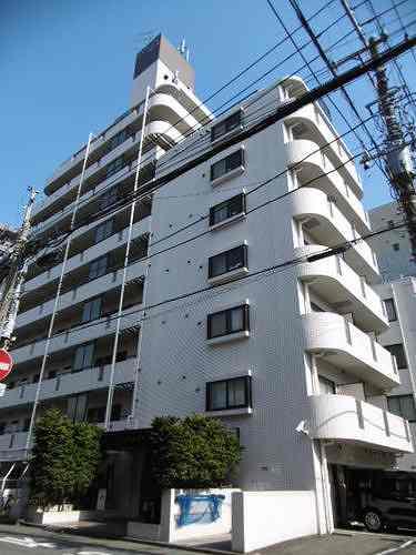 ピュアシティ横浜3外観写真