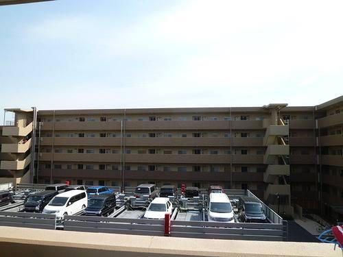 ライオンズガーデン羽村外観写真