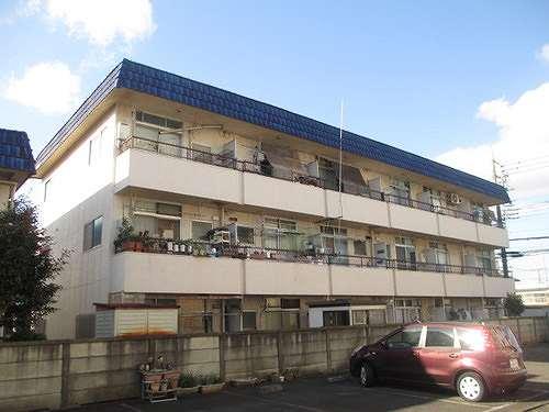 武蔵野サンハイツ滝山パート1外観写真
