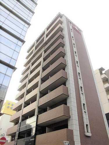 ライジングコート名古屋駅前東 203号室の外観