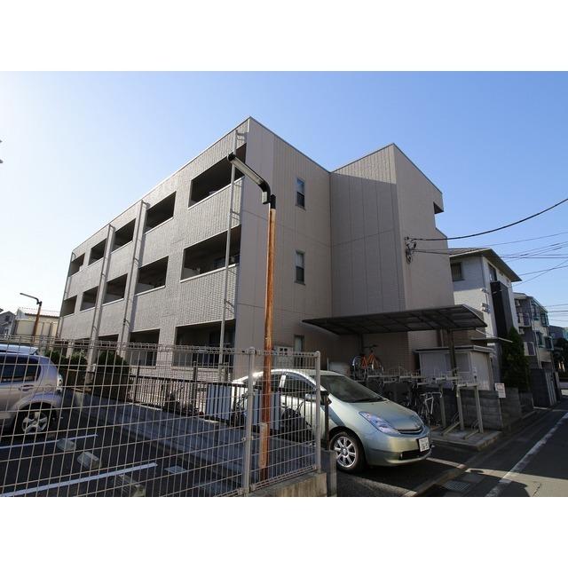 アンプルール フェール 北戸田外観写真