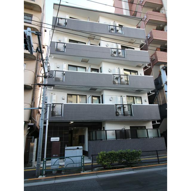ピアコートTM板橋本町外観写真