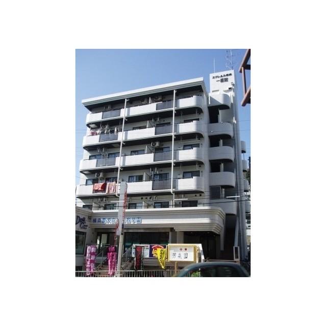 エクレール横浜一番館外観写真