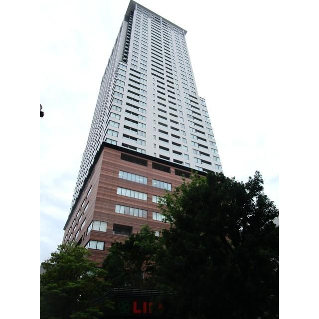 クロスエアタワー 2615号室の外観
