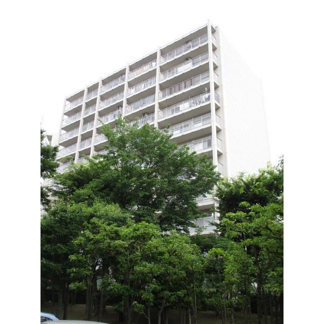 志木ニュータウン東の森弐番街8号棟外観写真