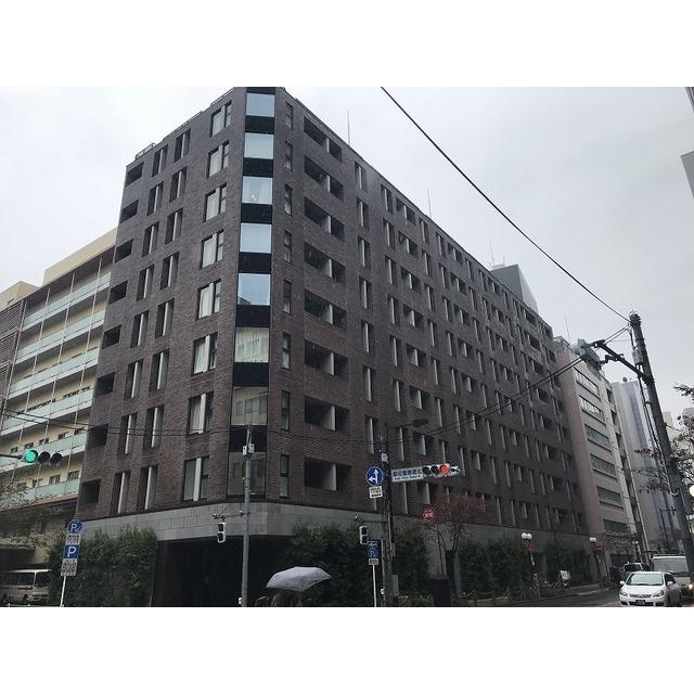 シティハウス東京新橋外観写真