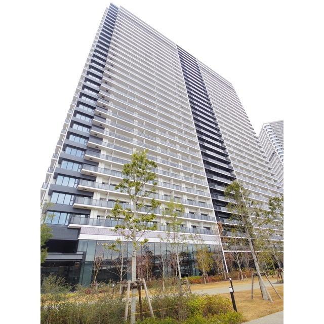 シティタワーズ東京ベイセントラルタワー外観写真
