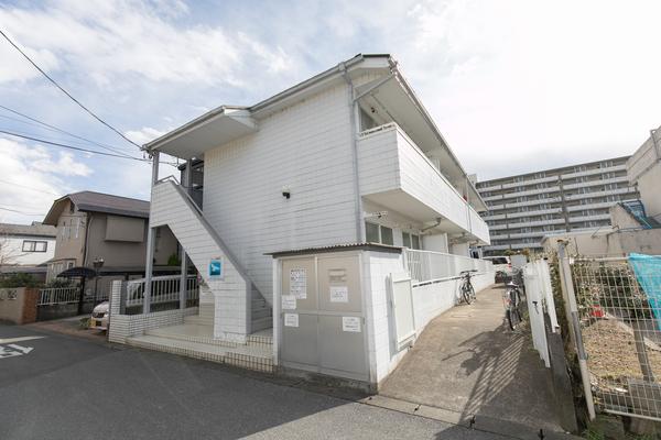 新着賃貸11:千葉県松戸市新松戸南2丁目の新着賃貸物件