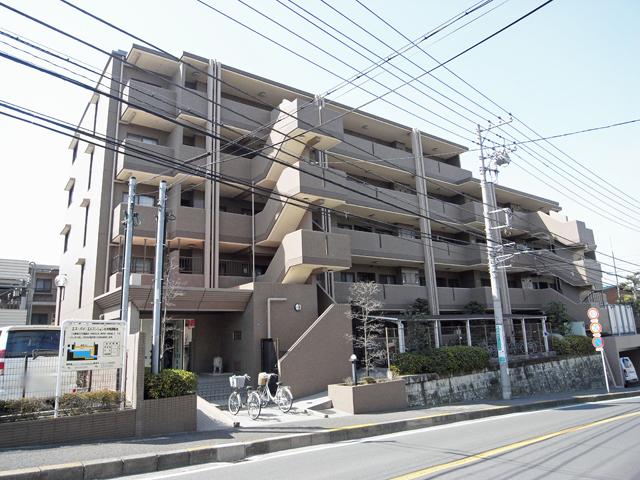 北寺尾大滝マンション外観写真