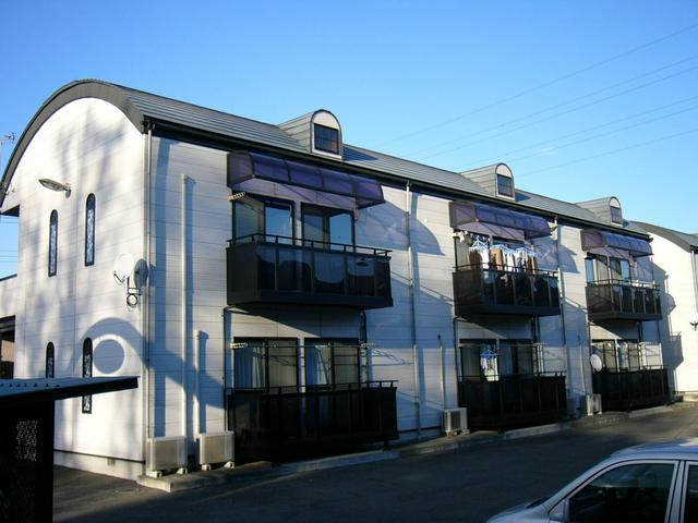 第一MHハウスA棟外観写真