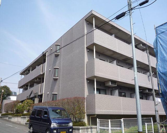 昭島コートエレガンスE外観写真