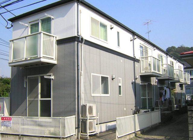 ハイツ・ヤマカA棟外観写真
