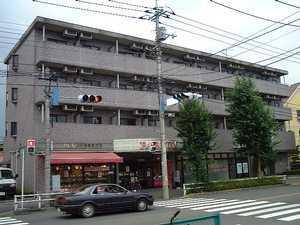 昭島コートエレガンスA棟外観写真