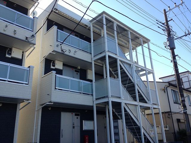 リブリ・大島ステージ外観写真