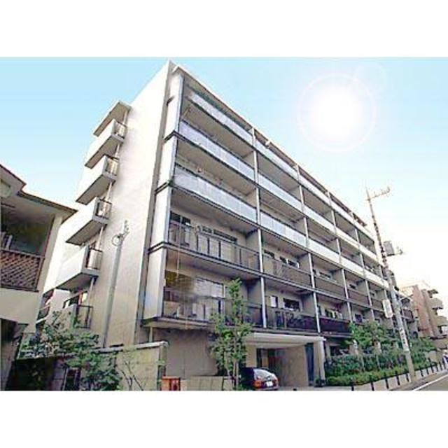 新着賃貸12:東京都品川区戸越5丁目の新着賃貸物件