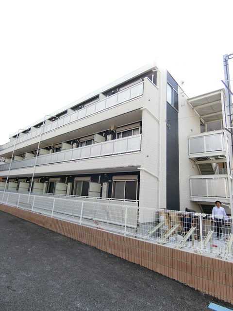 リブリ・渡田向町外観写真