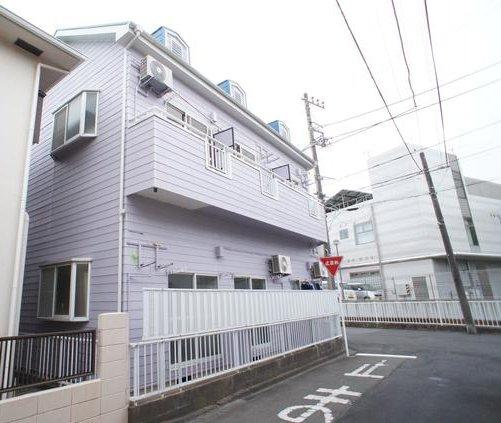 サクセスMG・金沢文庫B外観写真