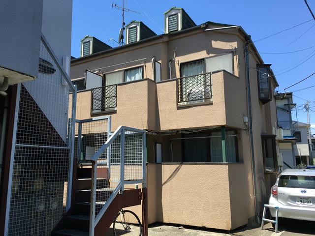 ピュアハウス松ケ丘二番館外観写真