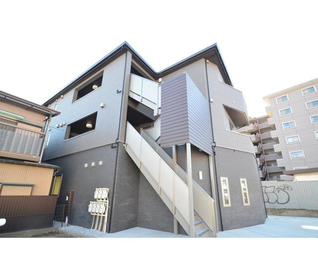 所在地:神奈川県横浜市神奈川区七……の新着物件1