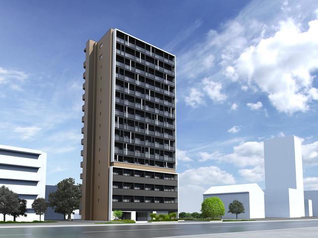 新着賃貸6:東京都品川区南品川1丁目の新着賃貸物件
