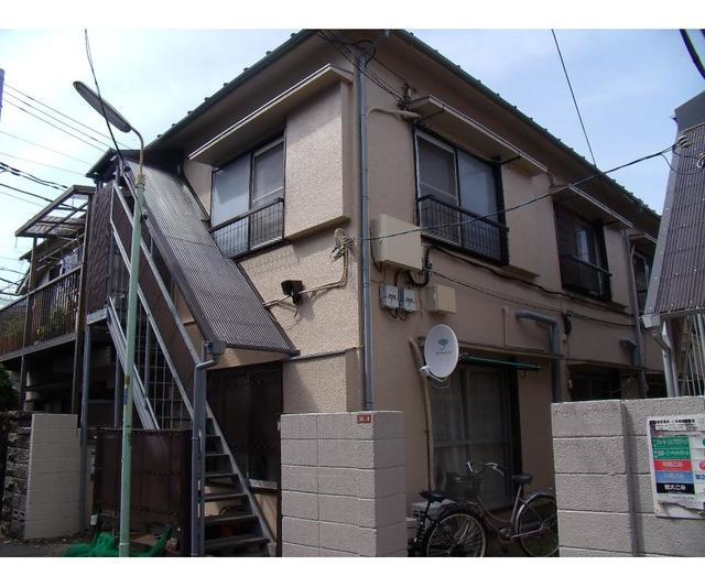 高円寺フラッツB棟外観写真
