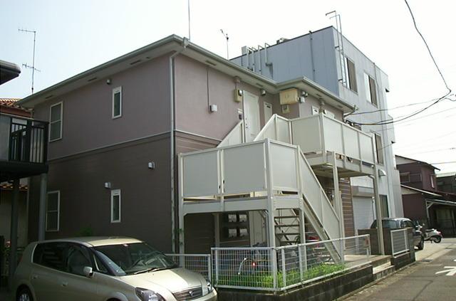 ボヌール平塚外観写真