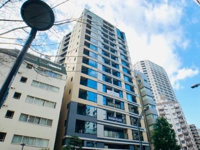 シティハウス東京八重洲通り外観写真