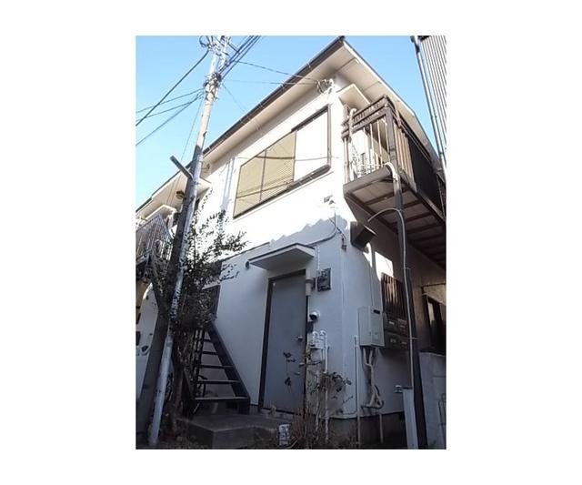 横田アパート外観写真