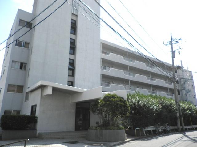 横浜山手マンション外観写真