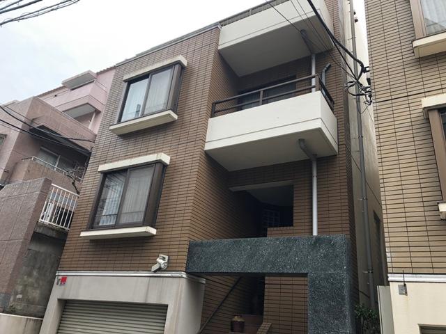 小石川戸建外観写真