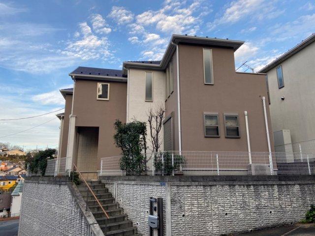 東生田戸建外観写真