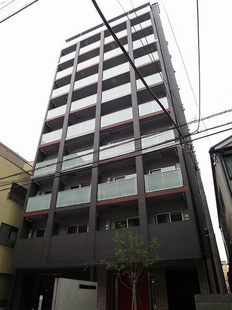 スパシエ横浜大通り公園(家具付き)外観写真