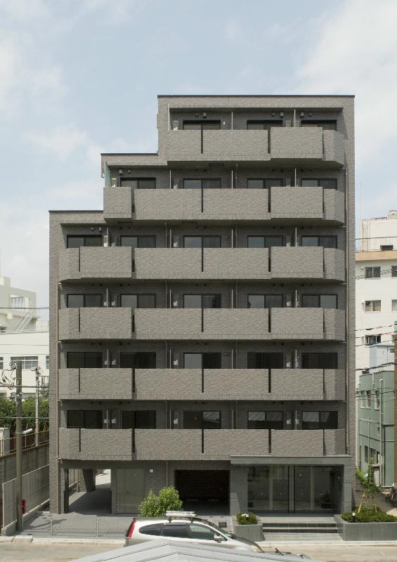 ルーブル狛江外観写真
