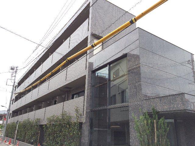 ルーブル中村橋参番館外観写真