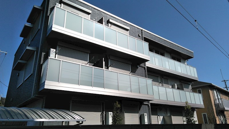 (仮称)鎌倉市長谷2丁目計画外観写真