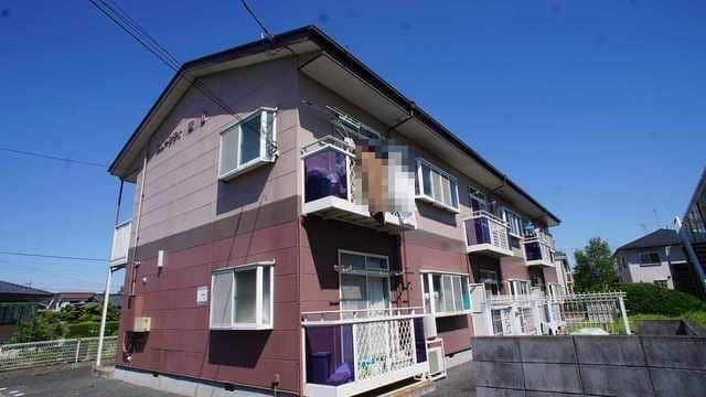 ニューシティー箕田Ⅱ外観写真