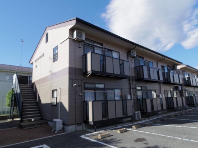 新着賃貸2:茨城県古河市中田の新着賃貸物件