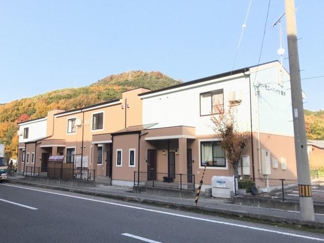 ハ-モニ-ハイツ横井外観写真