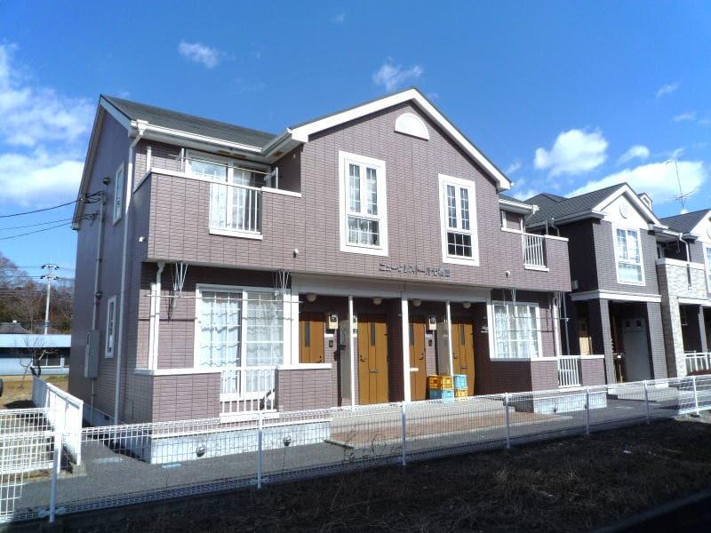 ニュークレストール七福Ⅲ外観写真