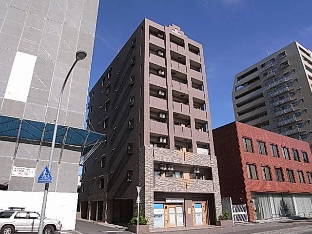 エスト堀川 506号室の外観