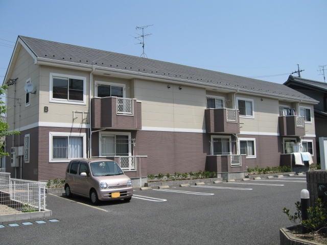 エステート川島 B外観写真