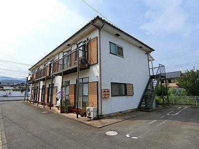 ニュ-弥生坂マンション外観写真