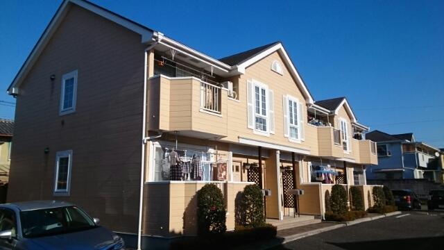 グリーンハイツ・亀井外観写真
