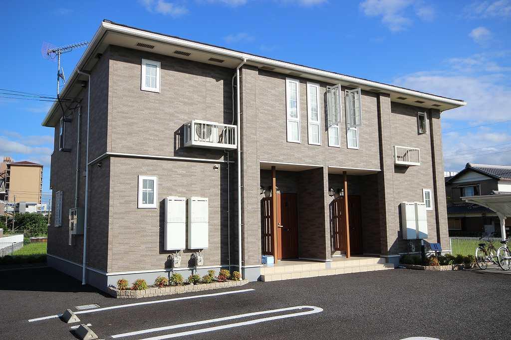 新着賃貸1:滋賀県守山市勝部町の新着賃貸物件
