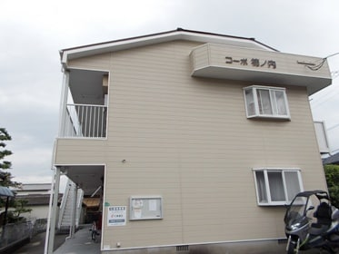 コーポ柿ノ内外観写真