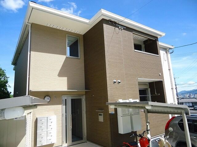 新着賃貸4:滋賀県大津市穴太2丁目の新着賃貸物件
